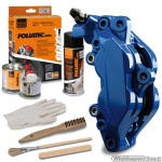 2-Componenten Remklauwlak RS BLUE 7 delige set