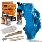 2-Componenten Remklauwlak GT BLUE 7 delige set