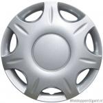 LOSSE wieldop ARAMIS in Eco zilver van 13 inch t/m 16 inch