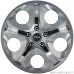 LOSSE wieldop INFINITY SC in zilver met chroom accenten van 13 inch t/m 15 inch