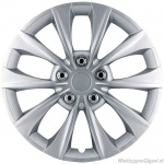 LOSSE wieldop ARIZONA S in zilver in 16 inch