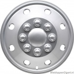 LOSSE wieldop UTAH in zilver van 14 inch tm 16 inch