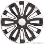 LOSSE wieldop AVALONE-SB in zilver-zwart van 13 inch t/m 16 inch
