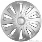 LOSSE wieldop CALIBER S in zilver carbon look van 13 inch t/m 16 inch