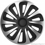 LOSSE wieldop CALIBER SB in zilver carbon look-zwart van 13 inch t/m 16 inch