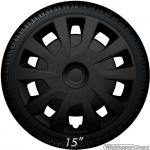 Bolle wieldoppen set REVO Van B in zwart in 15 en 16 inch
