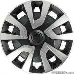 LOSSE wieldop REVO Van SB in zilver-zwart in 15 inch en 16 inch