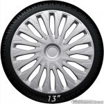 Wieldoppen set SOHO-S in zilver van 13 inch t/m 16 inch