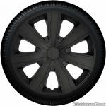 Wieldoppen set TENZO-B in zwart van 14 inch t/m 16 inch