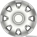 LOSSE wieldop AERO-S in zilver van 13 inch t/m 16 inch