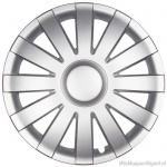 LOSSE wieldop AGAT-S in zilver van 13 inch t/m 16 inch
