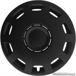 LOSSE wieldop GRANIT-B in zwart van 13 inch t/m 16 inch