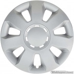 LOSSE wieldop ARES-S in zilver van 13 inch t/m 16 inch
