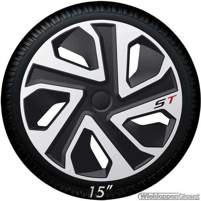 https://www.wieldoppengigant.nl/mwa/image/zoom/WG151054-Wieldoppen-set-ST-GTS-zilver-zwart-met-ST-logo-15-inch.jpg