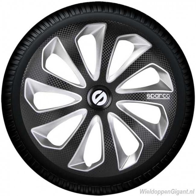 https://www.wieldoppengigant.nl/mwa/image/zoom/WG21375NA-Wieldoppen-set-SPARCO-SICILIA-NERO-ARGENTO-zwart-carbon-look-zilver-13-14-15-16-inch.jpg